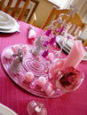 Set A Beautiful Valentines Day Table